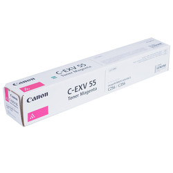 Canon - Canon C-EXV-55/2184C002 Kırmızı Orjinal Fotokopi Toneri