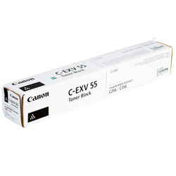 Canon C-EXV-55/2182C002 Siyah Orjinal Fotokopi Toneri - Thumbnail