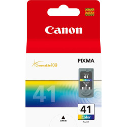 Canon - Canon CL-41/0617B001 Renkli Orjinal Kartuş