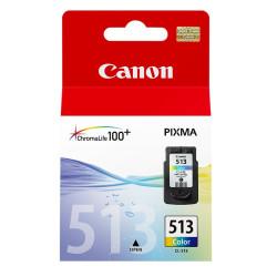 Canon - Canon CL-513 Renkli Orjinal Kartuş Yüksek Kapasiteli