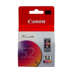 Canon - Canon CL-52/0619B001 Foto Orjinal Kartuş