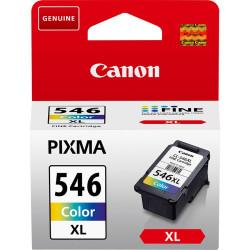 Canon - Canon CL-546XL Renkli Orjinal Kartuş Yüksek Kapasiteli