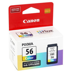 Canon - Canon CL-56 Renkli Orjinal Kartuş