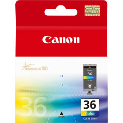 Canon - Canon CLI-36 Renkli Orjinal Kartuş
