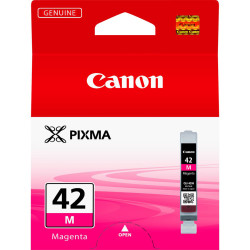 Canon - Canon CLI-42 Kırmızı Orjinal Kartuş