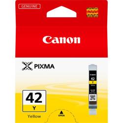 Canon - Canon CLI-42 Sarı Orjinal Kartuş