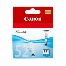 Canon - Canon CLI-521/2934B001 Mavi Orjinal Kartuş