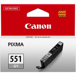 Canon - Canon CLI-551/6512B001 Gri Orjinal Kartuş