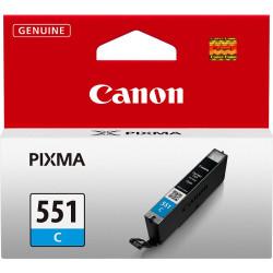 Canon - Canon CLI-551/6509B001 Mavi Orjinal Kartuş