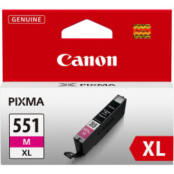 Canon - Canon CLI-551XL/6445B001 Kırmızı Orjinal Kartuş Yüksek Kapasiteli
