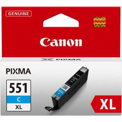 Canon - Canon CLI-551XL/6444B001 Mavi Orjinal Kartuş Yüksek Kapasiteli