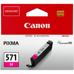 Canon - Canon CLI-571/0387C001 Kırmızı Orjinal Kartuş