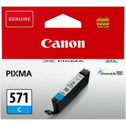 Canon - Canon CLI-571/0386C001 Mavi Orjinal Kartuş