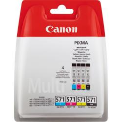 Canon - Canon CLI-571/0386C005 Orjinal Kartuş Avantaj Paketi