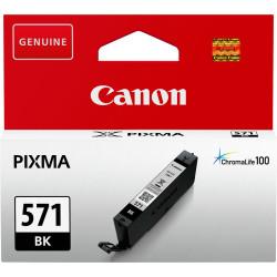 Canon - Canon CLI-571/0385C001 Siyah Orjinal Kartuş