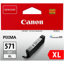 Canon - Canon CLI-571XL Gri Orjinal Kartuş