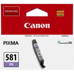 Canon - Canon CLI-581 Foto Mavi Orjinal Kartuş