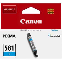 Canon - Canon CLI-581 Mavi Orjinal Kartuş