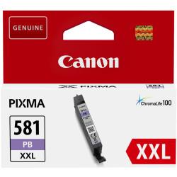 Canon - Canon CLI-581XXL Foto Mavi Orjinal Kartuş Ekstra Yüksek Kapasiteli