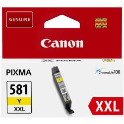 Canon - Canon CLI-581XXL Sarı Orjinal Kartuş Ekstra Yüksek Kapasiteli