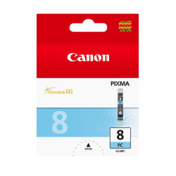 Canon - Canon CLI-8/0624B001 Foto Mavi Orjinal Kartuş