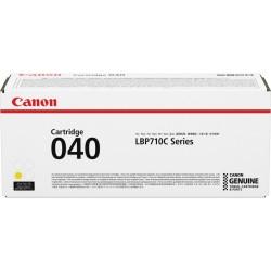 Canon - Canon CRG-040 Sarı Orjinal Toner
