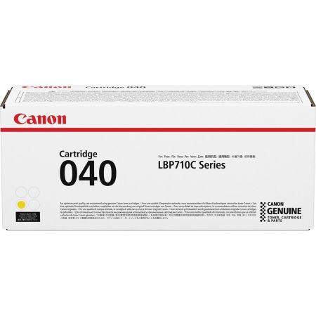 Canon CRG-040 Sarı Orjinal Toner