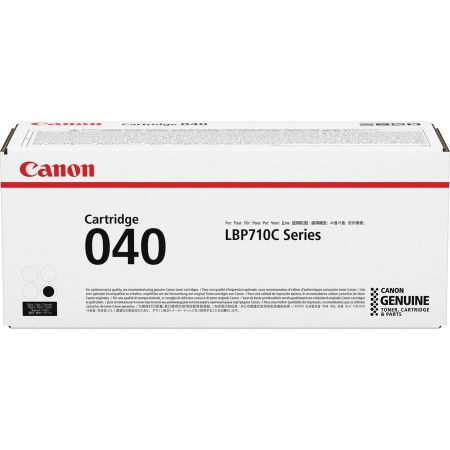 Canon CRG-040/0460C001 Siyah Orjinal Toner
