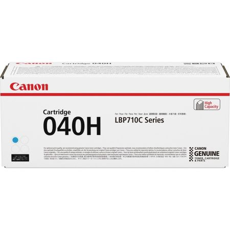 Canon CRG-040H/0459C001 Mavi Orjinal Toner Yüksek Kapasiteli