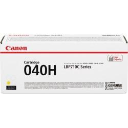 Canon - Canon CRG-040H/0455C001 Sarı Orjinal Toner Yüksek Kapasiteli