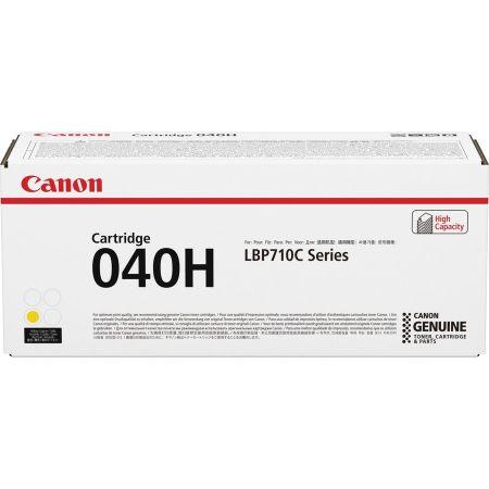 Canon CRG-040H/0455C001 Sarı Orjinal Toner Yüksek Kapasiteli