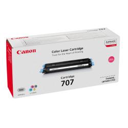 Canon - Canon CRG-707 Kırmızı Orjinal Toner