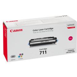 Canon - Canon CRG-711 Kırmızı Orjinal Toner