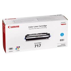 Canon - Canon CRG-717 Mavi Orjinal Toner