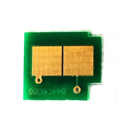 Canon CRG-717/2577B002 Mavi Toner Chip