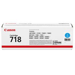 Canon - Canon CRG-718/2661B002 Mavi Orjinal Toner