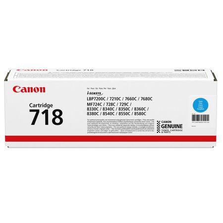 Canon CRG-718 Mavi Orjinal Toner