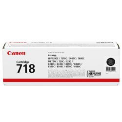 Canon - Canon CRG-718/2662B002 Siyah Orjinal Toner