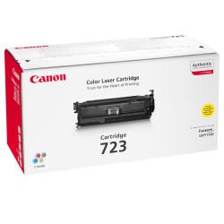 Canon - Canon CRG-723 Sarı Orjinal Toner