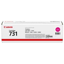 Canon - Canon CRG-731 Kırmızı Orjinal Toner