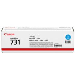 Canon - Canon CRG-731 Mavi Orjinal Toner