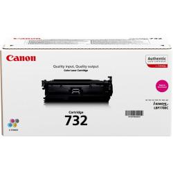 Canon - Canon CRG-732 Kırmızı Orjinal Toner