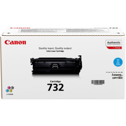Canon - Canon CRG-732/6262B002 Mavi Orjinal Toner