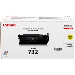 Canon - Canon CRG-732 Sarı Orjinal Toner