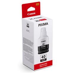 Canon - Canon GI-40/3385C001 Siyah Orjinal Mürekkep