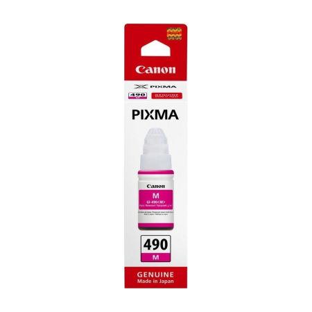 Canon GI-490/0665C001 Kırmızı Orjinal Mürekkep