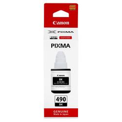 Canon - Canon GI-490 Siyah Orjinal Mürekkep