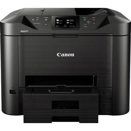 Canon Maxify MB5450 Çok Fonksiyonlu Mürekkepli Yazıcı