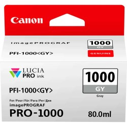 Canon - Canon PFI-1000GY Gri Orjinal Kartuş