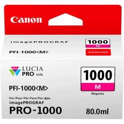 Canon - Canon PFI-1000M Kırmızı Orjinal Kartuş